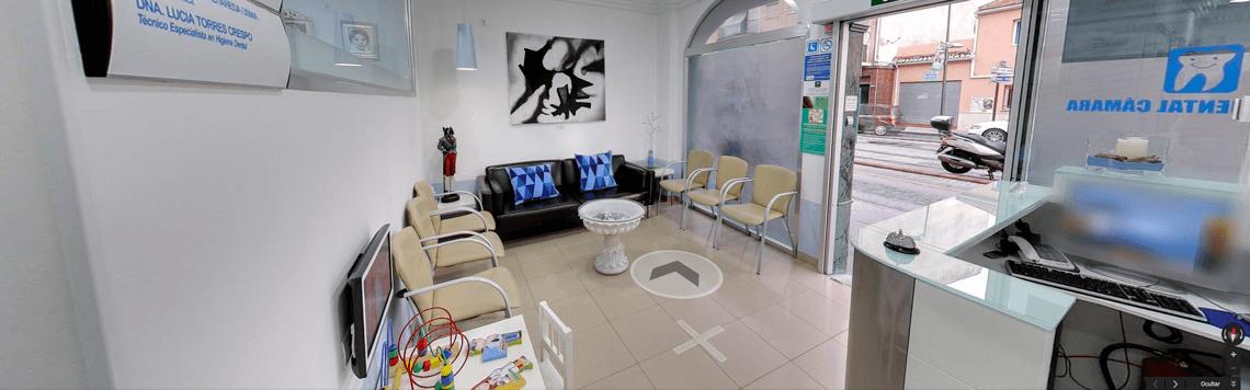 Vísita virtual a la clínica dental